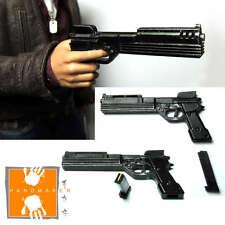 Hot Custom 1/6 scale Toys Robocop Auto 9 Pistol hand gun handmade item