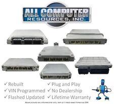 2005 Toyota Highlander ECU ECM PCM Engine Computer P/N 89661-48750 Plug & Play