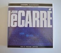 Our Game: by John le Carre  -  Unabridged Audiobook 10CDs