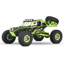 WLtoys 10428 Green 2.4G 1/10 Scale 30KM/h Electric 4WD Off-road Buggy RC Car l