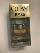 Olay Eyes Ultimate Eye Cream for Dark Circles, Wrinkles & Puffiness, (1-2 Mi)
