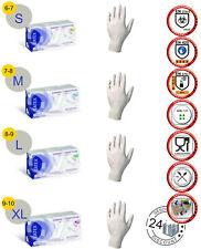 Latexhandschuhe Latex Einmalhandschuhe profi Latex Einweghandschuhe Handschuhe