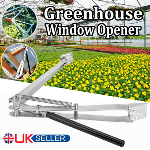 Greenhouse Double Spring Window Opener Temperature Automatic Vent Control Opener