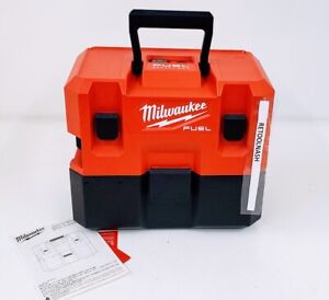 Milwaukee 0960-20 M12 1.6-Gallon Wet/Dry Vacuum (Tool Only)