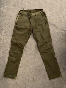 Mens Maharishi Combat Cargo Trousers, Medium, NWOT, Olive, rrp £160