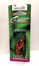 """Cotton Cordell 2"""" Big 'O' Crawdad Medium Diver #C7699"""