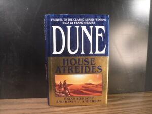 Dune: House Atreides - Prelude to Dune Kevin Herbert, Anderson Tor HC