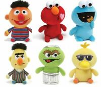 "GUND Sesame Street 6"" Plush - Elmo, Cookie, Big Bird + | Free Ship when Buy 2+"
