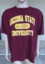 Vintage Arizona State University ASU Alumni T Shirt Russell Athletic Size XL