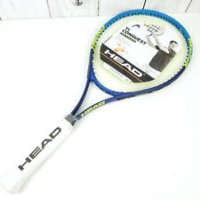 HEAD Ti. Conquest Tennis Racket - Pre-Strung Head Light Balance 27 Inch Racquet