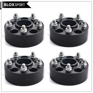Set of 4pcs 2inch Thick Hubcentric Wheel Spacer 5x4.5 for Toyota RAV4 MR2 Supra