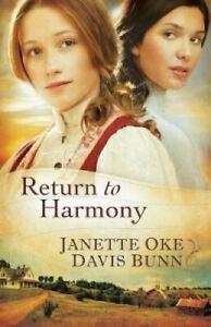 RETURN TO HARMONY REPACKAGED/E by Oke, Janette