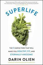 Best Seller - SuperLife  by Darin Olien (Paperback , 2016)