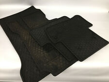 2012-2014 MERCEDES C250 C300 OEM factory all weather rubber floor mats Used EC
