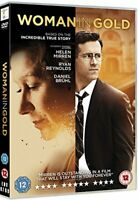Woman in Gold [DVD] (2015) [2017] -  CD T8VG The Fast Free Shipping