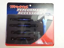 TRAXXAS - TURNBUCKLES, ALUMINUM (BLUE-ANODIZED), CAMBER LINKS - MODEL# 3741A
