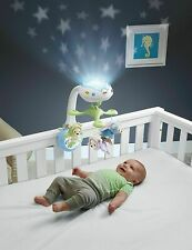 Fisher Price CDN41 Baby Musical Infant Crib Toy Cot Mobile Projection Light