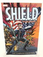 Shield by Jim Steranko Complete Collection Marvel TPB Trade Paperback Brand New