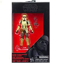Star Wars Scarif Stormtrooper Squad Leader Action Figure The Black Series SEALED