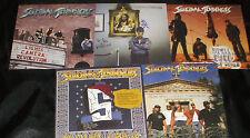 SUICIDAL TENDECIES  5 ORIGINAL ALBUMS FROM BOX SET CDS MINI LP FORMAT RARE OOP