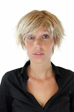 Wild Naughty like Windgekämmte Women's Wig Medium Blonde Platinum 81089-27T613