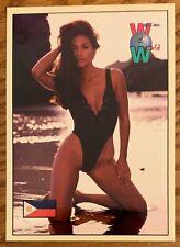 "Leeann Tweeden, Rare ! 1994 ""Women Of The World"" Card, Incredible Beauty !"