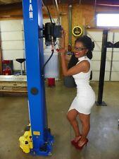NEW 2 Post Service car lift  / truck Automotive Hoist 9000 lb  9AF