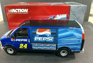 JEFF GORDON #24 Pepsi / Talladega 2003 Route Van 1:25 Scale Die-Cast