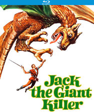 Jack The Giant Killer [New Blu-ray]
