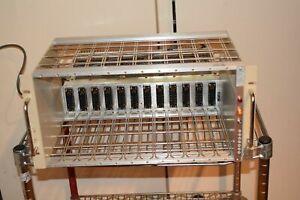 EG&G ORTEC BNC MODEL TB-4 BIN & POWER SUPPLY MODEL 402D (#5)