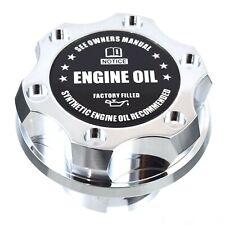 Chrome Billet Black Engine Oil Anodized Oil Cap Filler Fits Silverado Sierra HD
