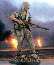 Verlinden 120mm 1/16 USMC Marine holding Rifle in Pacific War WWII [Resin] 2197
