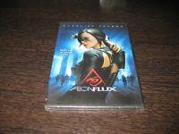 Aeonflux DVD Charlize Theron Marton Csokas Jonny Lee Miller Sigillata Nuovo
