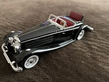 Matchbox Models of Yesteryear 1937 Y20A MERCEDES BENZ 540K USED
