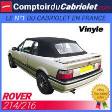 Capote Rover 214-216 cabriolet en Vinyle