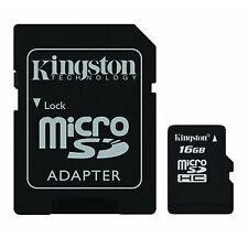 Kingston MicroSDHC Mobile Phone Memory Card