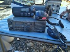 Groovy horizon gx1250sa & icom ic-m80 marine radios untested parts repair.