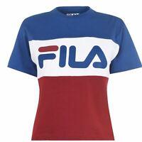 Fila Allis Tee Ladies Crew Neck Shirt