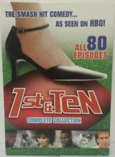 1st and Ten - HBO Smash Hit Comedy - Complete Collection - 80 Episodes Dvd