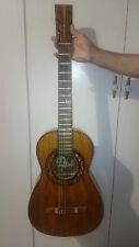 antigua guitarra Salvador Ibañez
