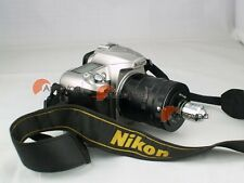 Nikon F port  Macro Extension Tube Ring and Nikon to RMS Set Adapters close