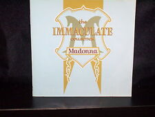 MADONNA THE IMMACULATE COLLECTION - CD NM