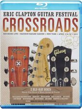 ERIC CLAPTON CROSSROADS GUITAR FESTIVAL 2013 2 BLU-RAY ALL REGIONS NEW