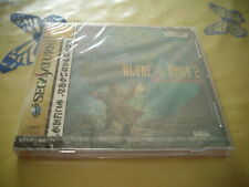 > ALONE IN THE DARK 2 SATURN JAPAN IMPORT NEW SEALED! <