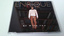 """ENRIQUE IGLESIAS """"BE WITH YOU"""" CD SINGLE 4 TRACKS"""