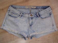 Zara Core Denim  Jeans Shorts Hotpants   34/ 36  sexy Po
