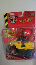TONKA BOBBLE BOYS RACERS WILLIE WIPE OUT HEAD BOBBLIN ACTION SNOW MACHINE MOBILE