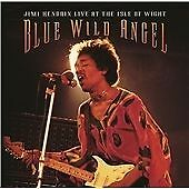 Jimi Hendrix - Blue Wild Angel (Live at the Isle of Wight CD 2015) NEW SEALED