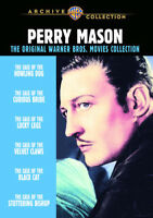 Perry Mason: The Original Warner Bros. Movies Collection [New DVD] Manufacture