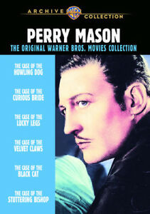 Perry Mason: The Original Warner Bros. Movies Collection [New DVD] Full Frame,